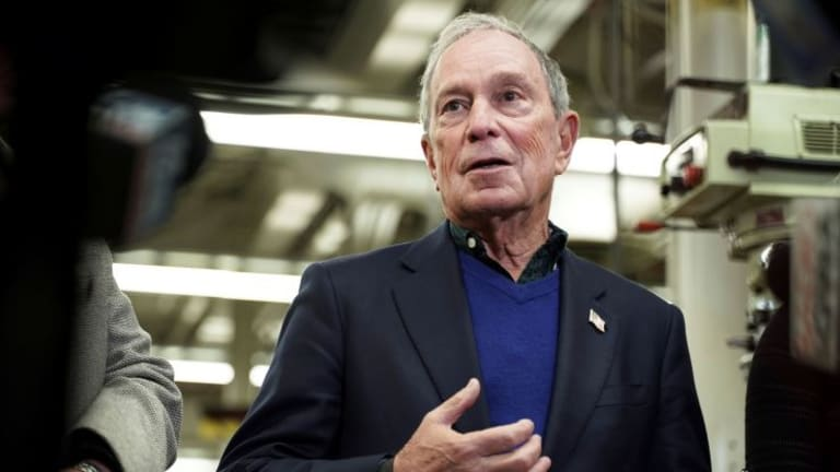 Mike Bloomberg Could Spend $100M Of Own Funds If He Decides To Run For President
