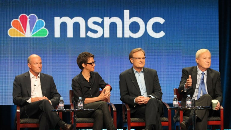 Interview: A Historical Examination of 'Liberal' Network MSNBC