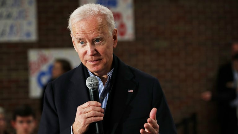 Joe Biden says he would consider a Republican for his running mate