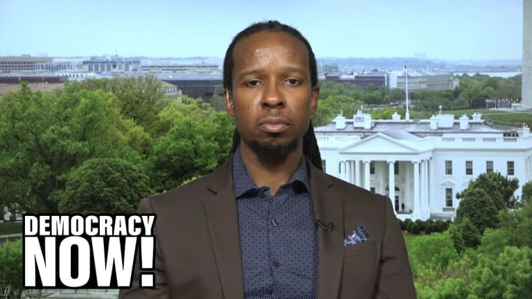 """Ibram X. Kendi: Attacks on Rep. Omar Rooted in Belief """"America is for Whites"""""""