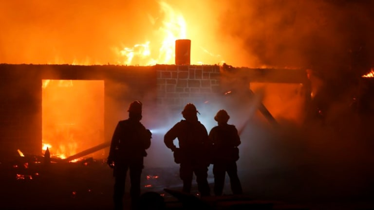 Kim Kardashian's Private Firefighters Expose America's Fault Lines