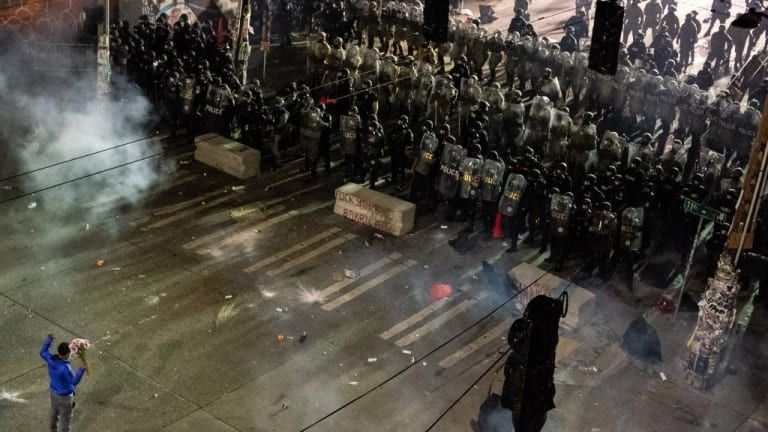 Demilitarization of Police Means Disrupting the Army-to-Police Pipeline
