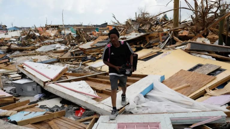 The Bahamas Hurricane Dorian Update:  Smelling more bodies than they can find