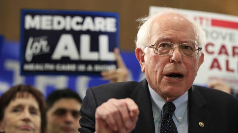 Major National Poll Shows Bernie Sanders at Top of 2020 Democratic Pack