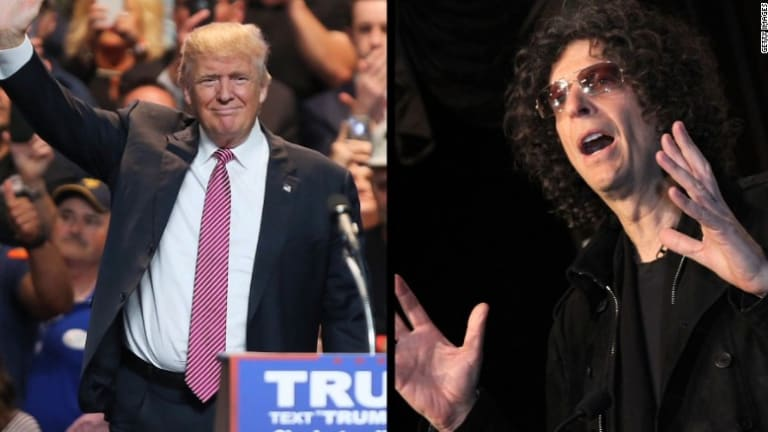 Howard Stern, Donald Trump, and the Rise of American Fascism