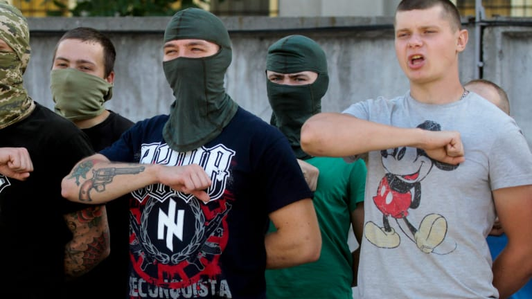 FBI: Neo-Nazi Militia Trained by US Military in Ukraine Now Training US Racists