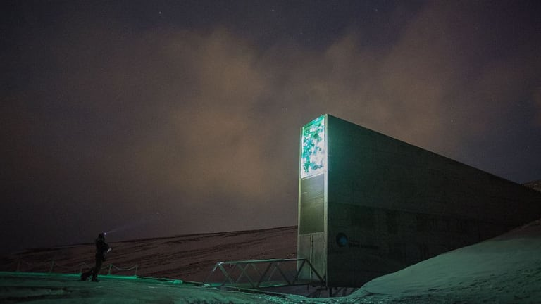 'We Can't Trust the Permafrost Anymore': Doomsday Vault at Risk in Norway