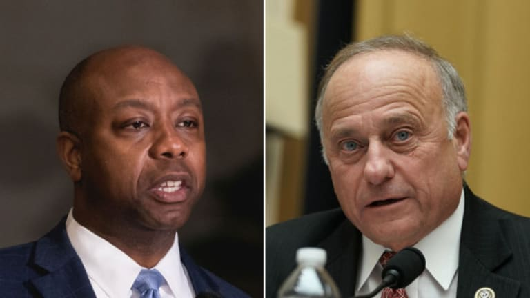 Sen. Tim Scott Suddenly Realizes There Are Racists In The Republican Party