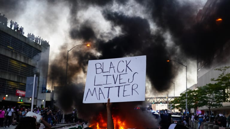The Black Lives Matter Revolution Can't Be Co-Opted By Police and Lawmakers