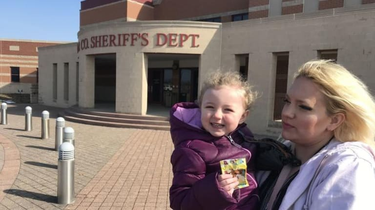 Single Mom Jailed During Traffic Stop For Unpaid Medical Bill