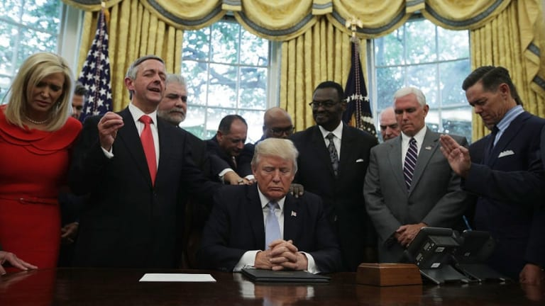 Christian Nationalism and Trump: Authoritarian, Paranoid, and Patriarchal