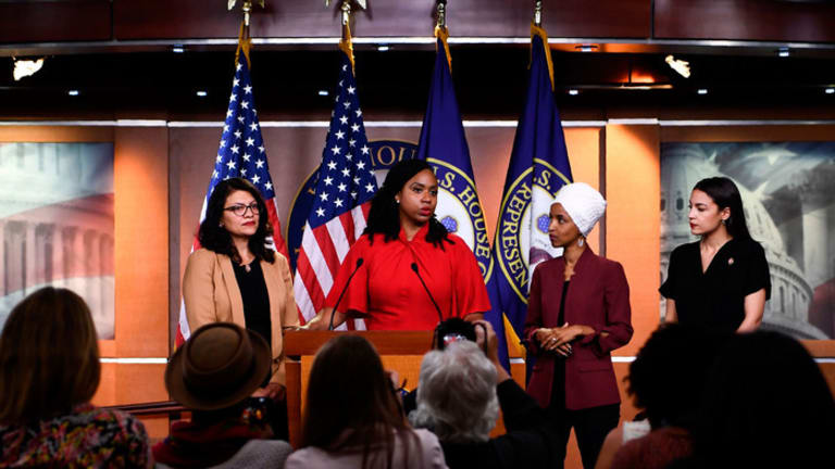 Moderate Democrats Warn That AOC Is Distracting From Their Nonexistent Message
