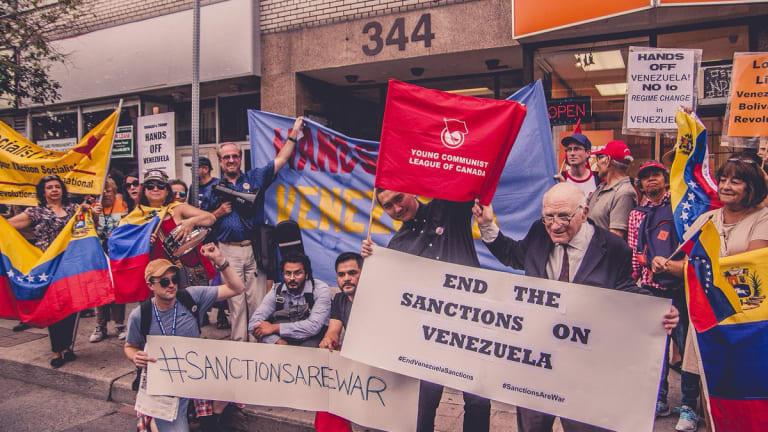 Venezuela: Economic Sanctions: War by Another Name