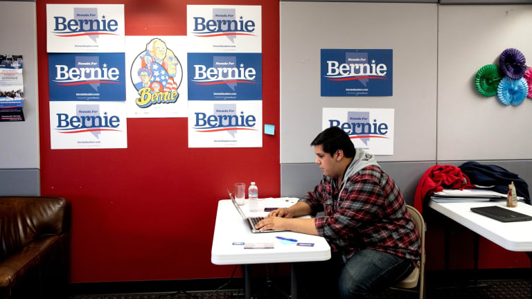 How Did Bernie Gain So Much Latinx Support? He Did Sincere Grassroots Outreach