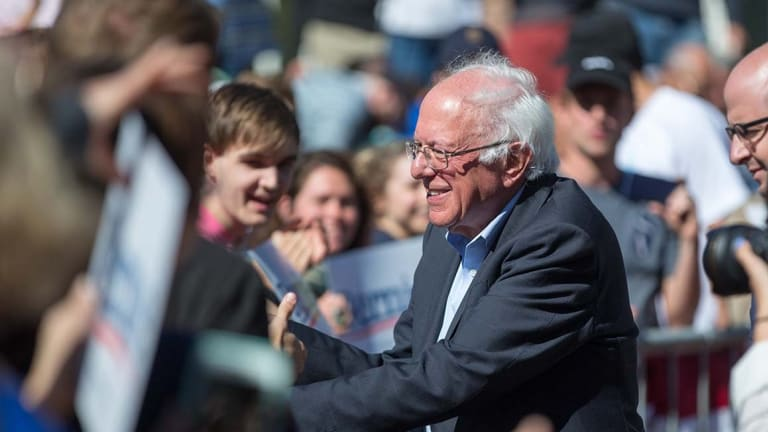 Why Everyone Is Thanking Bernie Sanders Right Now — Even His Critics