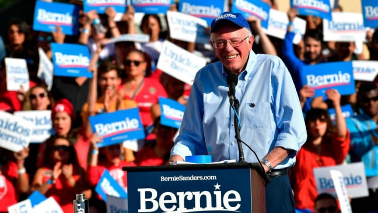 Bernie Sanders' Momentum: Fastest Candidate in History to 4 million Donors
