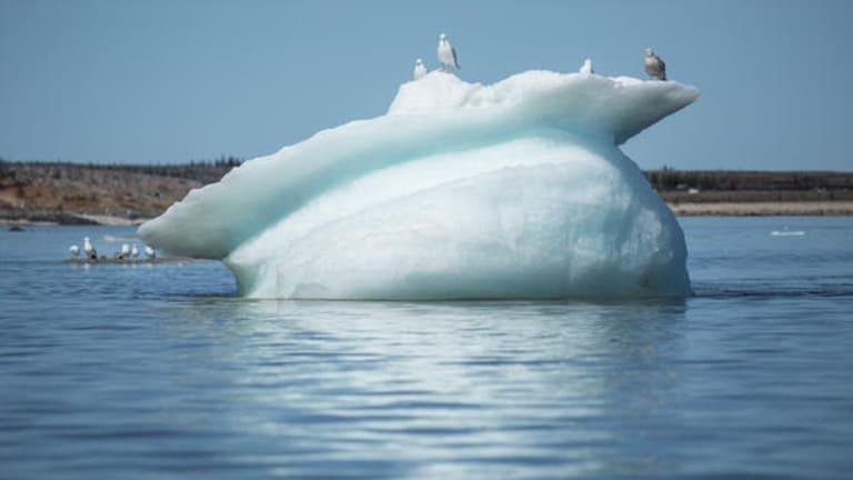 Washington Post: 84 Degrees Near Arctic Circle, CO2 Levels Highest Ever Recorded
