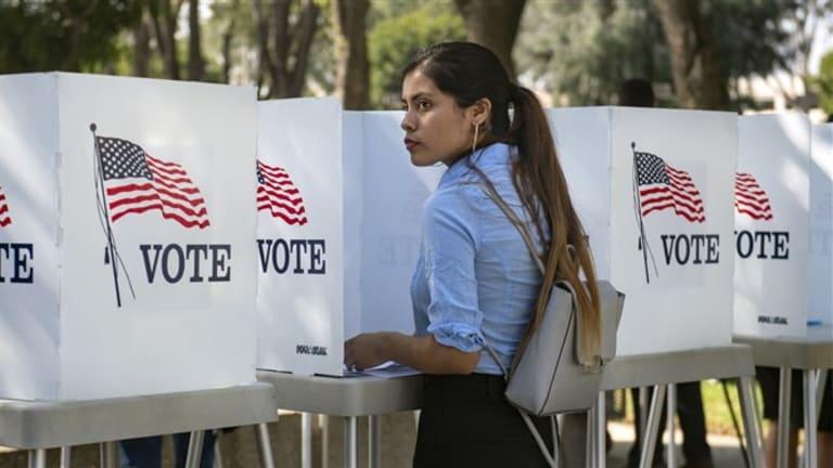 Latinos Have Become Largest Non-White Voting Bloc
