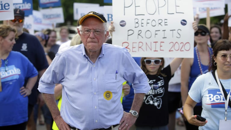 Bernie Sanders to Join Diabetics on Trip to Canada for Affordable Insulin