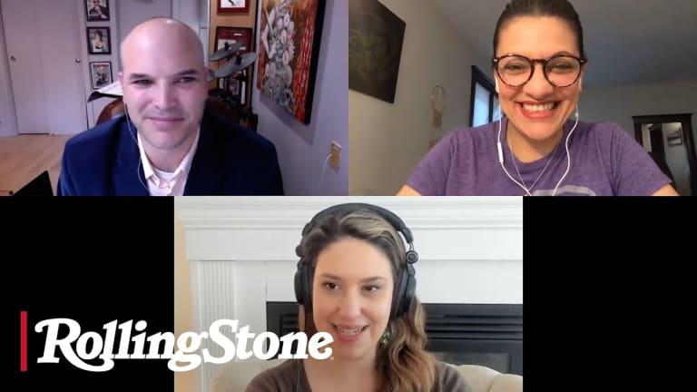 Katie Halper and Matt Taibbi Interview Rep. Rashida Tlaib