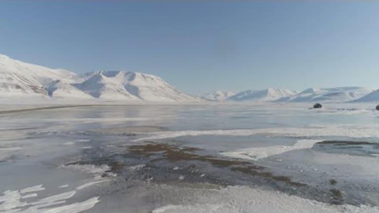 Climate Change, Melting Permafrost, and Novel Viruses