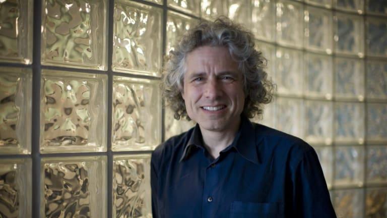 Steve Pinker, Harvard Gazette Interview: Anecdotes aren't data