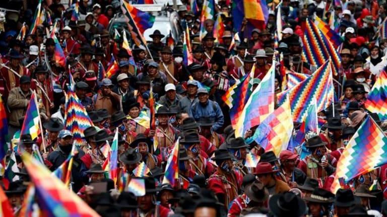 Popular resistance mounts against Bolivian coup