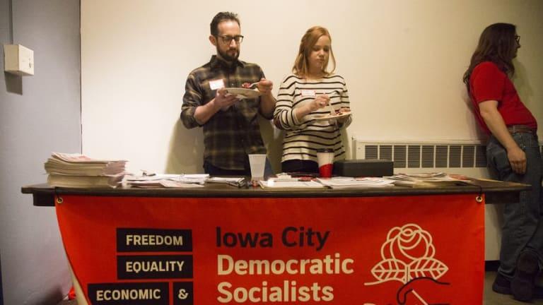 Socialism in the Heartland: Democratic Socialists in Iowa