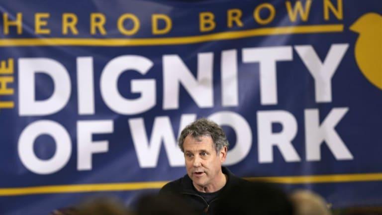 Sherrod Brown: Medicare for All Not 'Practical.' Progressives: 'OK. Bye', Next!