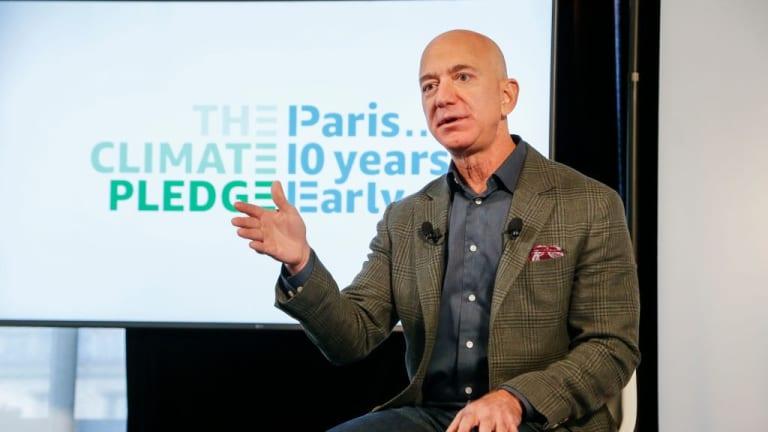 Ocasio-Cortez: The Problem Is With Billionaires Like Jeff Bezos