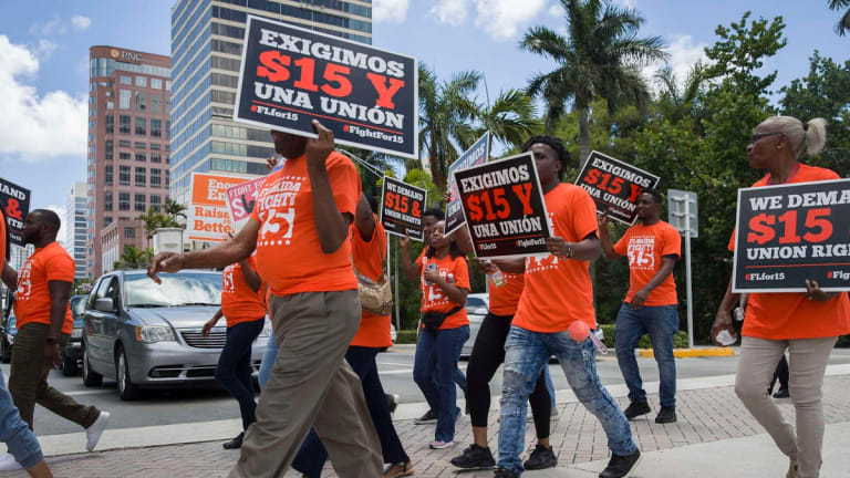 Corporations Claiming to Love Black Lives Fight Against Living Wages and Unions