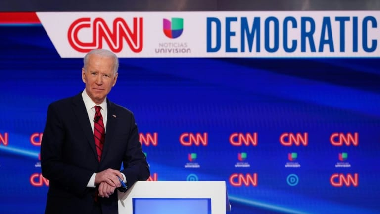 Why Democrats Lose: Joe Biden Is Still Arguing for a Return to the Status Quo