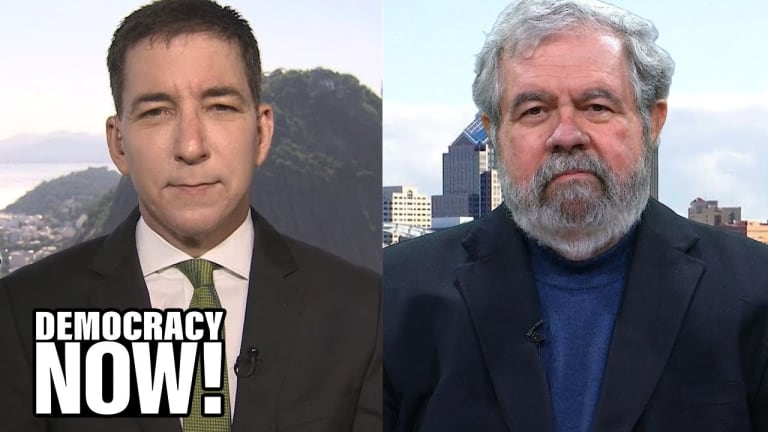 Democracy Now: Glenn Greenwald and David Cay Johnston Debate Mueller Report