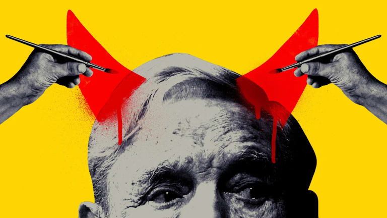 The Creation of the 'George Soros is the Evil Boogieman' Narrative