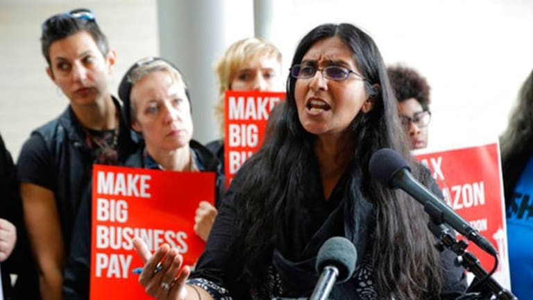 Seattle Democrats endorse Socialist Alternative's Kshama Sawant