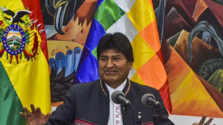 MIT Study Finds No Evidence of Fraud in Bolivia's Evo Morales' Election