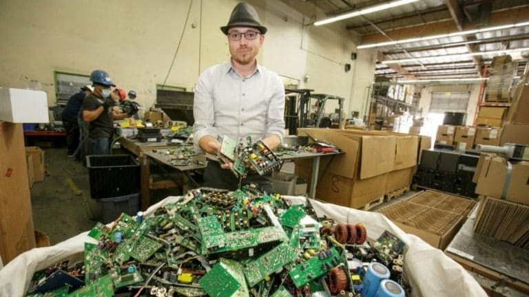 State Capitalism: Eric Lundgren, Electronics Recycler, Was Sentenced to Prison