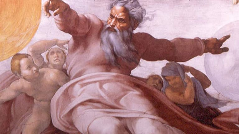 The Onion: God Distances Self From Christian Right
