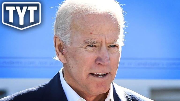 Joe Biden's Campaign Staff is in Panic Mode