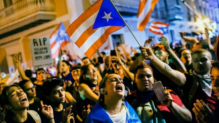 Forget the Mueller Report: Puerto Ricans Show Us How to Fight Trump
