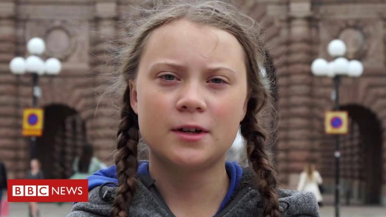 Why is Greta Thunberg so triggering for certain men?