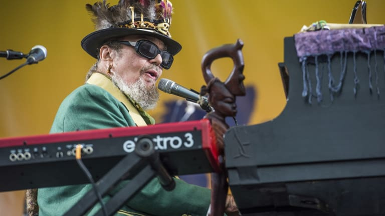 'Dr. John,' iconic New Orleans musician, dies at 77