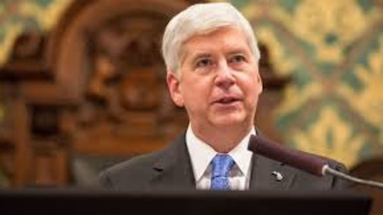 Governor Rick Snyder Reinstated as Defendent in Flint Water Case