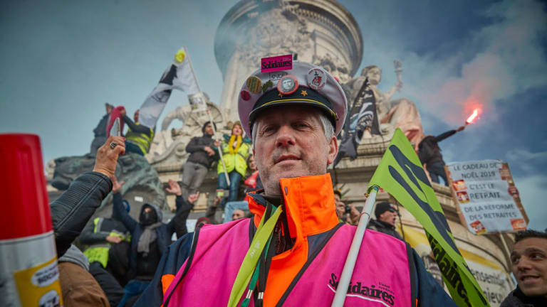 The Social Struggle in France Is Here to Last