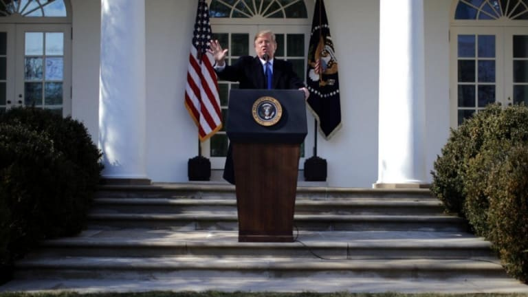 Legal Scholar: After Emergency Declaration, Impeachment Proceedings Should Begin