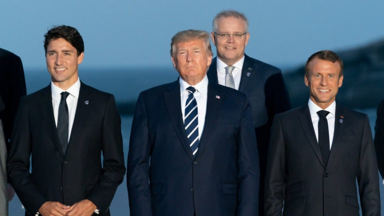 """Trump's Bid To Personally Profit From G7 Summit - """"Backfires Spectacularly"""""""