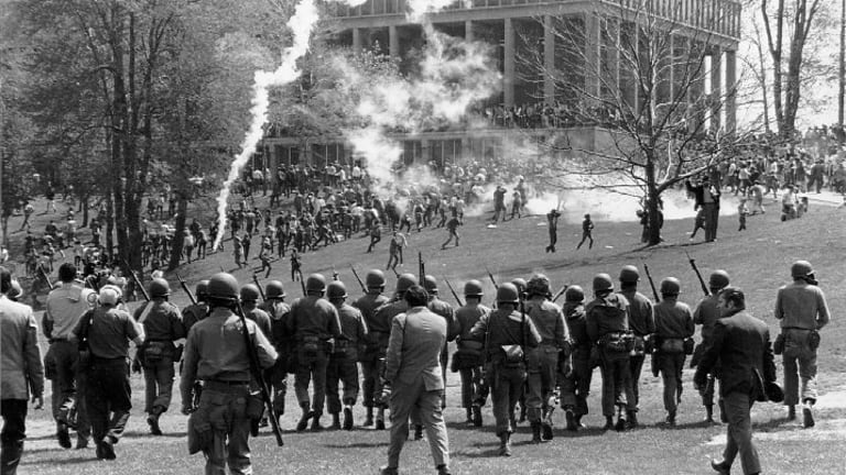 May 4, 1970: 50th Anniversary of the Kent State Massacre