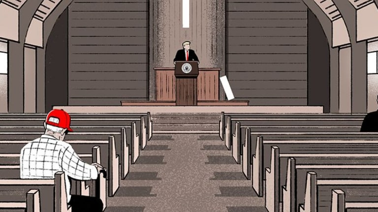 The Christian Evangelical Right Is Losing Its Electoral Punch