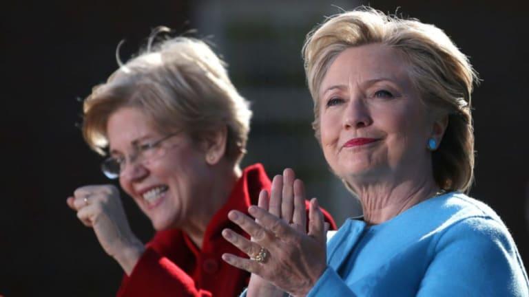 NBC News: Warren and Clinton meet behind the scenes as 2020 race intensifies