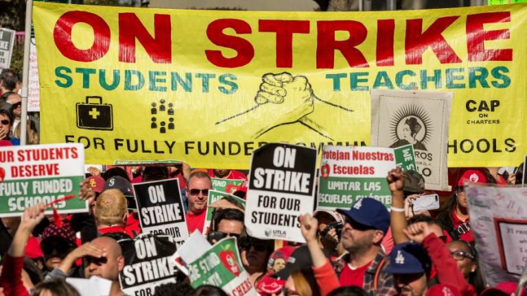Los Angeles Teachers Strike Earns Victory for Labor, Public Education